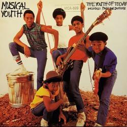 Disco 'The Youth of Today' (1982) al que pertenece la canción 'Pass The Dutchie'