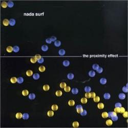 Disco 'The Proximity Effect' (1998) al que pertenece la canción 'Bad Best friend'