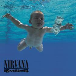 Disco 'Nevermind' (1991) al que pertenece la canción 'On A Plain'