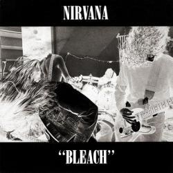 Disco 'Bleach' (1989) al que pertenece la canción 'Mr. Moustache'