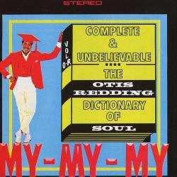 Disco 'Complete & Unbelievable: The Otis Redding Dictionary of Soul' (1966) al que pertenece la canción 'Fa-fa-fa-fa-fa (sad Song)'