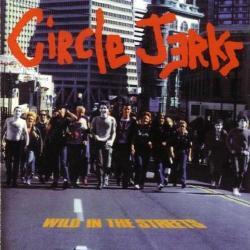 Disco 'Wild in the Streets' (1982) al que pertenece la canción 'Political Stu'