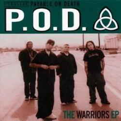 Disco 'The Warriors EP' (1999) al que pertenece la canción 'Southtown'