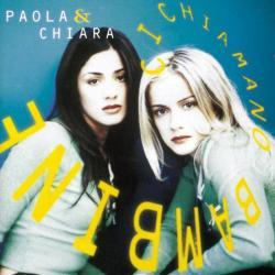 Disco 'Ci chiamano bambine' (1997) al que pertenece la canción 'Ci Chiamano Bambine'