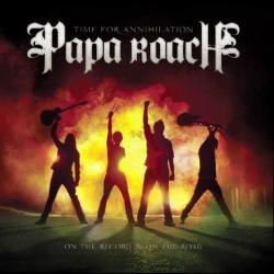 Disco 'Time For Annihilation: On the Record & On the Road' (2010) al que pertenece la canción 'No Matter What'