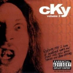 Disco 'Volume 2' (1999) al que pertenece la canción 'Chinese Freestyle'