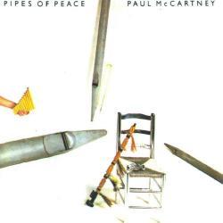 Disco 'Pipes Of Peace' (1983) al que pertenece la canción 'Pipes of peace'