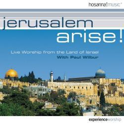 Disco 'Jerusalem Arise' (1999) al que pertenece la canción 'Kadosh'