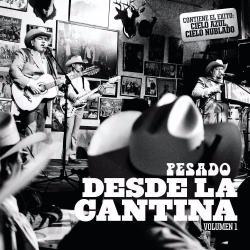 Disco 'Desde La Cantina Vol. I' (2009) al que pertenece la canción 'Te creei decente'