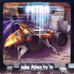 Disco 'More Power to Ya' (1982) al que pertenece la canción 'All Over Me'