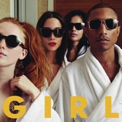 Disco 'G I R L' (2014) al que pertenece la canción 'Gust of wind'