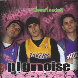Disco 'Melodías desafinadas' (2003) al que pertenece la canción 'Como un pez'