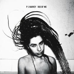 Disco 'Rid of Me ' (1993) al que pertenece la canción 'Rid Of Me'