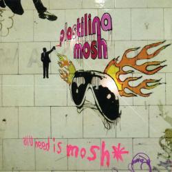 Disco 'All U Need Is Mosh' (2008) al que pertenece la canción 'Paso fino'