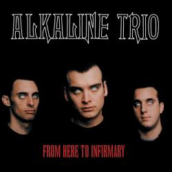 Disco 'From Here to Infirmary' (2001) al que pertenece la canción 'Bloodied Up'