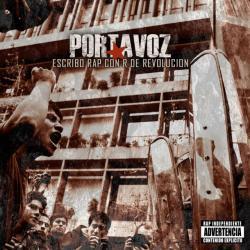 Disco 'Escribo Rap con R de Revolución' (2012) al que pertenece la canción 'Al Pueblo le Asusta la Revolución'