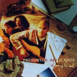 Disco 'El pan y la sal' (1994) al que pertenece la canción 'Los versos de un loco'