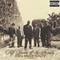 Disco 'No Way Out' (1997) al que pertenece la canción 'Is This The End'