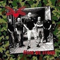 Disco 'Here We Stand' (2007) al que pertenece la canción 'Suicide girls'