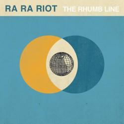 Disco 'The Rhumb Line' (2008) al que pertenece la canción 'Ghost Under Rocks'