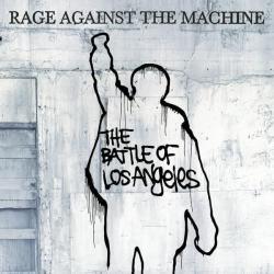 Disco 'The Battle of Los Angeles' (1999) al que pertenece la canción 'Voice Of The Voiceless'