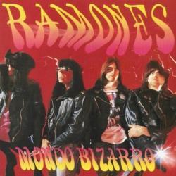 Disco 'Mondo Bizarro ' (1992) al que pertenece la canción 'The job that ate my brain'