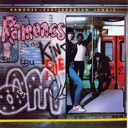 Disco 'Subterranean Jungle' (1983) al que pertenece la canción 'Outsider'