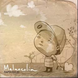 Disco 'Melancolía' (2012) al que pertenece la canción 'A Fuego'