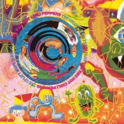 Disco 'The Uplift Mofo Party Plan' (1987) al que pertenece la canción 'Me And My Friends'