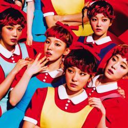 Red Dress - Red Velvet   The Red