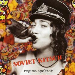 Disco 'Soviet Kitsch ' (2004) al que pertenece la canción 'Ghost Of Corporate Future'