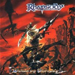 Holy Thunderforce - Rhapsody of Fire | Dawn of Victory