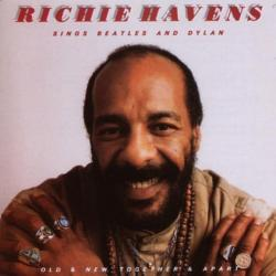 Richie Haven Sings Beatles and Dylan - The times they are a changin