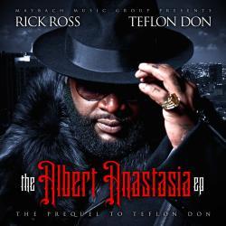 Disco 'The Albert Anastasia EP' (2010) al que pertenece la canción 'Super high'