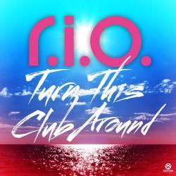 Disco 'Turn This Club Around' (2011) al que pertenece la canción 'When the sun comes down'