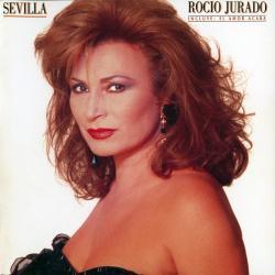 Disco 'Sevilla' (1991) al que pertenece la canción 'El grito de america'
