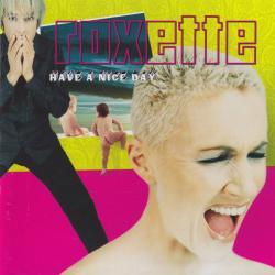 Disco 'Have a Nice Day' (1999) al que pertenece la canción 'Quisiera Volar'