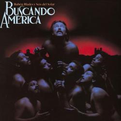 Disco 'Buscando América' (1984) al que pertenece la canción 'Decisiones'