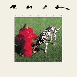 Disco 'Signals' (1982) al que pertenece la canción 'The Analog Kid'