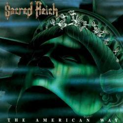 Disco 'The American Way' (1990) al que pertenece la canción 'The Way It Is'