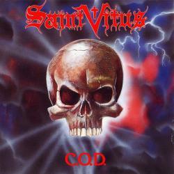 Disco 'C. O. D.' (1992) al que pertenece la canción 'Plague Of Man'