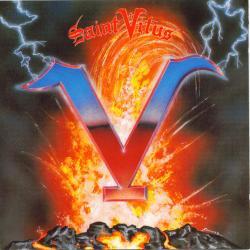 Disco 'V' (1989) al que pertenece la canción 'Patra (petra)'