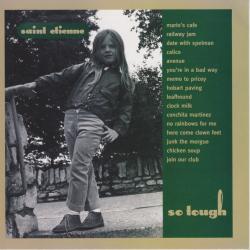 Disco 'So Tough' (1993) al que pertenece la canción 'Avenue'