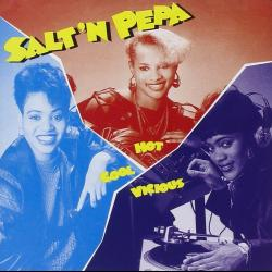Disco 'Hot, Cool and Vicious' (1986) al que pertenece la canción 'Beauty And The Beat'