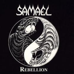 Disco 'Rebellion [EP]' (1995) al que pertenece la canción 'Rebellion'
