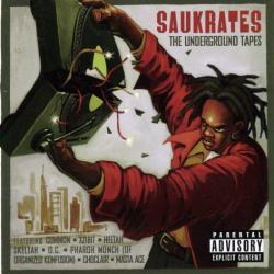 Disco 'The Underground Tapes' (1999) al que pertenece la canción 'Play Dis (99 Sox Remix)'