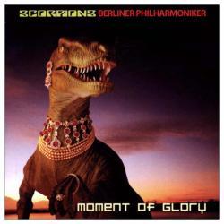 Disco 'Moment of Glory' (2000) al que pertenece la canción 'Moment Of Glory'