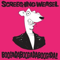 Disco 'Boogadaboogadaboogada!' (1988) al que pertenece la canción 'Psychiatrist'