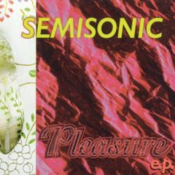 Disco 'Pleasure EP' (1995) al que pertenece la canción 'Brand New Baby'