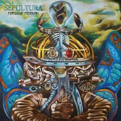 Chosen Skin - Sepultura | Machine Messiah